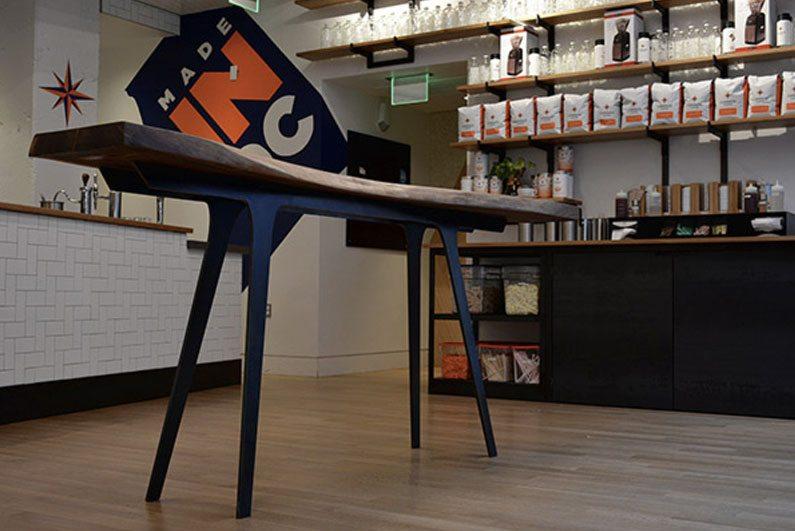 Custom Table Metal Furniture Components