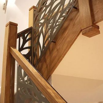 Balustrade Infill - Private Client