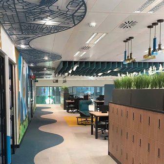 Amazon Regional HQ - Barcelona