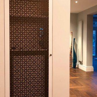 Door Infill - Toledo design