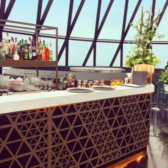 The Gherkin - Top Floor Bar