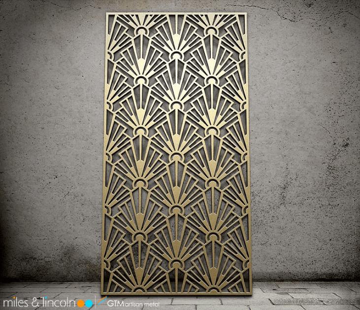 Design no. 1920 © Miles and Lincoln
