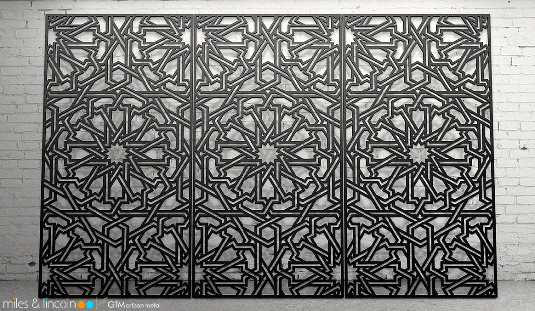Design no. 4799 © Miles and Lincoln
