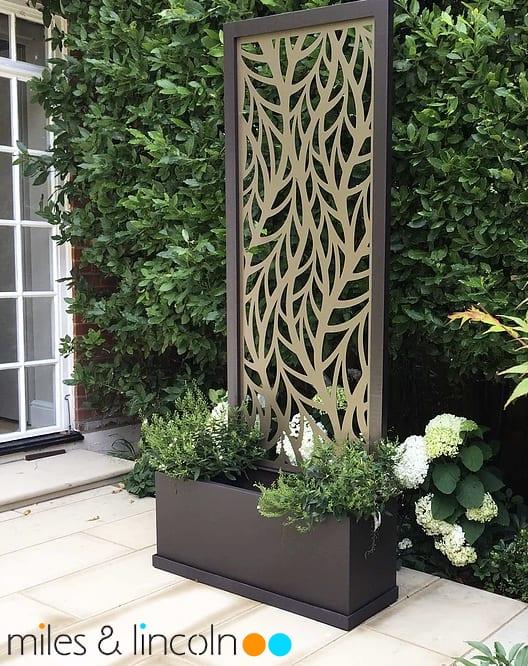 Outdoor Laser Cut Screens Decorative, Decorative Outdoor Screens